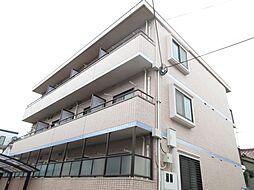 大阪府四條畷市中野3丁目の賃貸マンションの外観