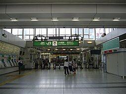 大崎駅。徒歩1...