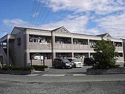岡山県倉敷市西富井丁目なしの賃貸マンションの外観