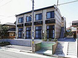埼玉県さいたま市浦和区本太4丁目の賃貸アパートの外観