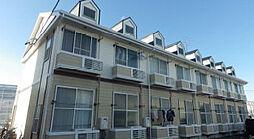 愛知県名古屋市緑区小坂2丁目の賃貸アパートの外観