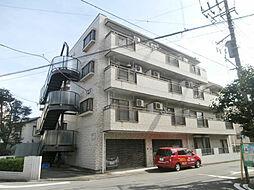 コーナーハイツ千葉[3階]の外観
