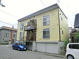 富樫マンション[2階]の外観