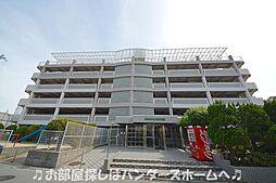 大阪府枚方市伊加賀栄町の賃貸マンションの外観