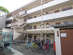 オリンピックマンション[4階]の外観
