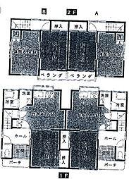 [一戸建] 埼玉県久喜市栗橋北1丁目 の賃貸【/】の間取り