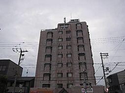 メロディーハイム東帝塚山[9階]の外観