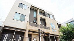 福岡県福岡市中央区桜坂2丁目の賃貸アパートの外観