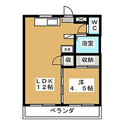 八千代台駅 4.8万円