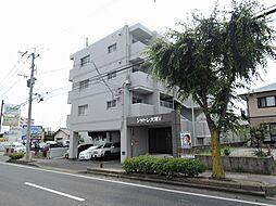 福岡県北九州市八幡西区大浦1丁目の賃貸マンションの外観