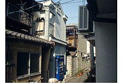 京都府京都市下京区天使突抜4丁目の賃貸アパートの外観