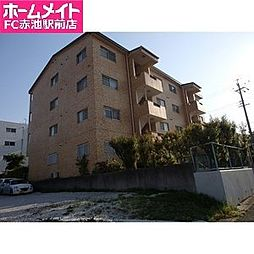 愛知県長久手市東狭間の賃貸マンションの外観