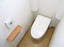 1階トイレはク...
