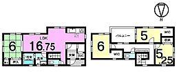 土地面積53.52坪。収納スペースをたっぷり確保しました。お気軽にお問合せ下さい。