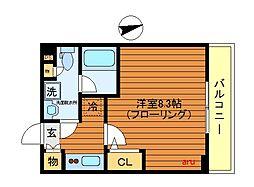 ZOOM吉祥寺EAST[5階]の間取り