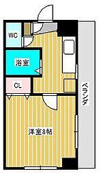 メゾン・ド・ボワ[2階]の間取り