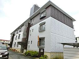 滋賀県栗東市下鈎の賃貸マンションの外観