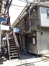 柏木町文化住宅[2階]の外観