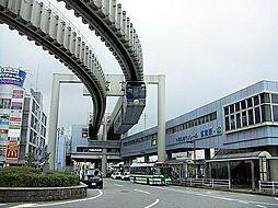 JR「都賀」駅...
