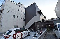 兵庫県神戸市兵庫区荒田町4丁目の賃貸アパートの外観
