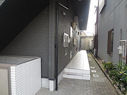 愛知県名古屋市中川区松葉町2丁目の賃貸アパートの外観