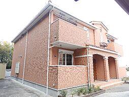 レジデンスブロッコリーD棟[2階]の外観