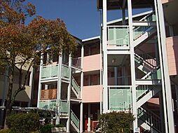 ニシシンヴィレッジB棟 202号室[2階]の外観