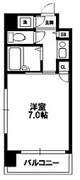 CityLife(シティライフ)新大阪[9階]の間取り