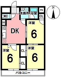 シャンボール岡崎 4階