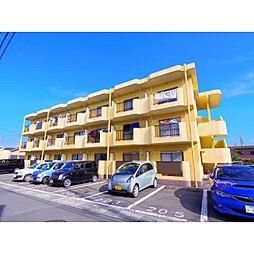 静岡県静岡市駿河区聖一色の賃貸マンションの外観