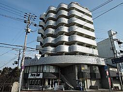 大阪府八尾市本町4丁目の賃貸マンションの外観