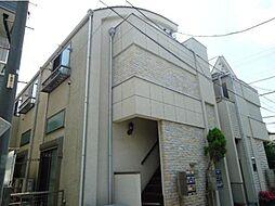 クレール東高円寺[0102号室]の外観