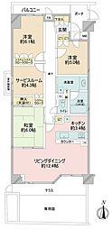 ディークラディア武蔵新城
