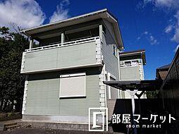 [タウンハウス] 愛知県豊田市井上町11丁目 の賃貸【/】の外観