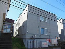 シャトージェミニ北広島[2階]の外観