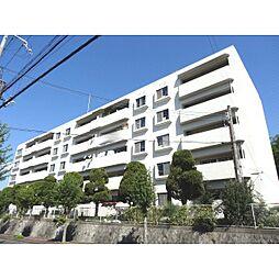 奈良県北葛城郡河合町広瀬台3丁目の賃貸マンションの外観