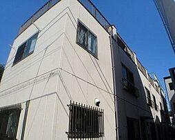[テラスハウス] 東京都大田区西蒲田3丁目 の賃貸【/】の外観