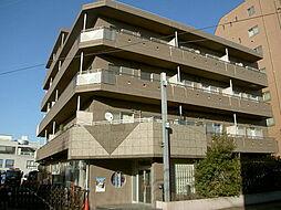 ギャラクシー白石[3階]の外観