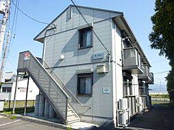 神奈川県小田原市穴部の賃貸アパートの外観