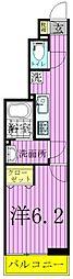 リブリ・竹ノ塚2[1階]の間取り