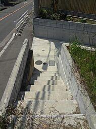 階段あります。