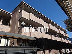 愛知県日進市梅森台2丁目の賃貸マンションの外観