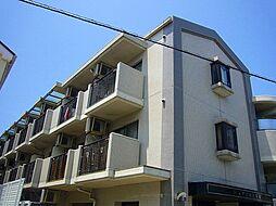 兵庫県西宮市鳴尾町2丁目の賃貸マンションの外観