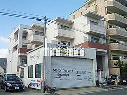 天白山田ビル[4階]の外観