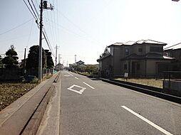 北側公道9m