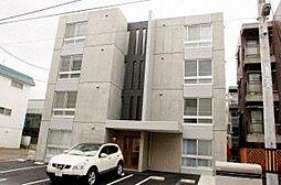 ジュネパレス札幌[3階]の外観