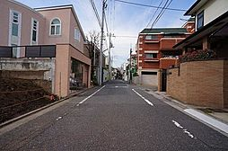 前面道路(北)