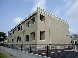 ハイツ江昭 B棟[102号室]の外観