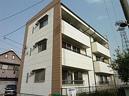 ソレイユ津福[2階]の外観