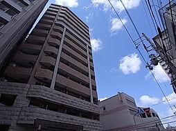 プレサンス神戸駅前グランツ[2階]の外観
